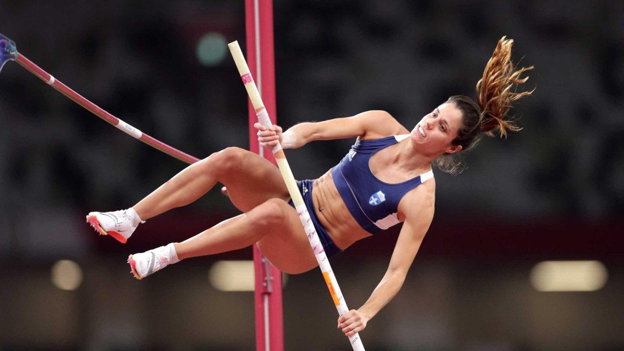 Ολυμπιακοί αγώνες: Τέταρτη η Στεφανίδη στο επί κοντώ, όγδοη η Κυριακοπούλου