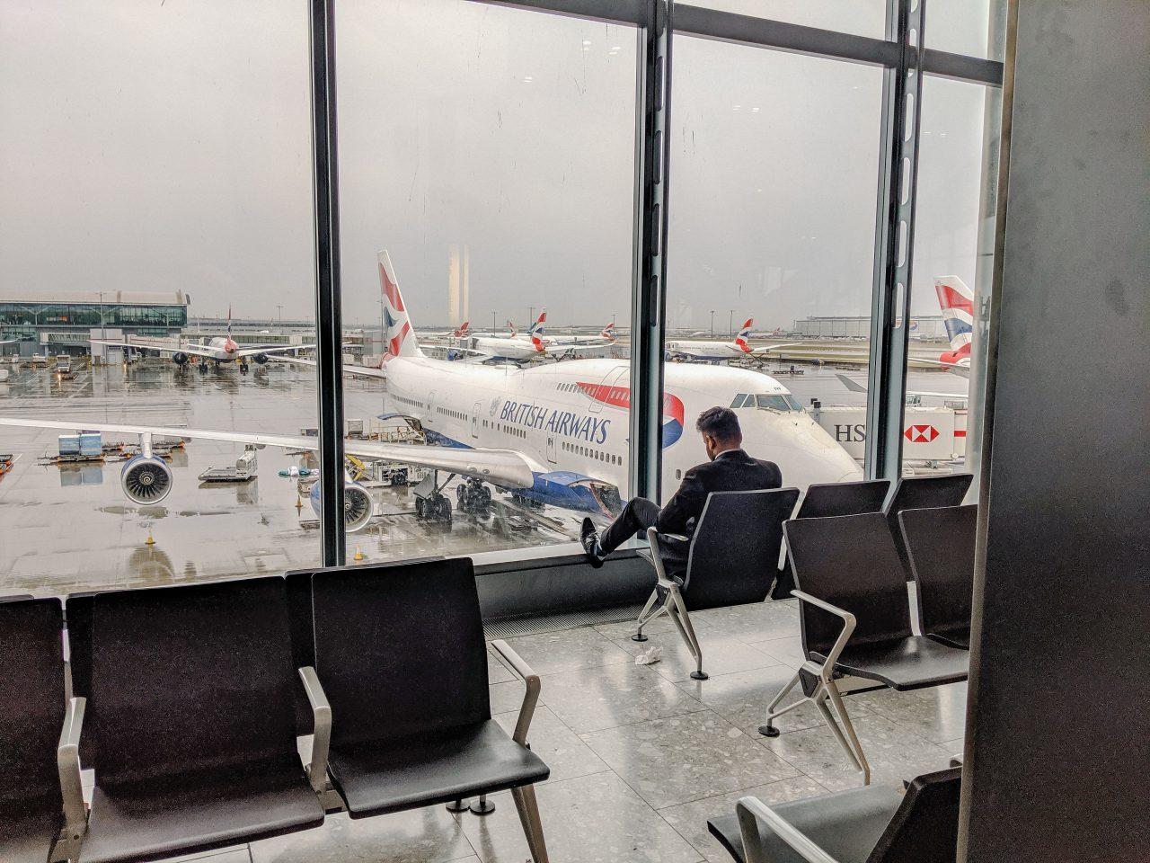 Χίθροου: Η ανάκαμψη του ταξιδιωτικού τομέα έχει αρχίσει