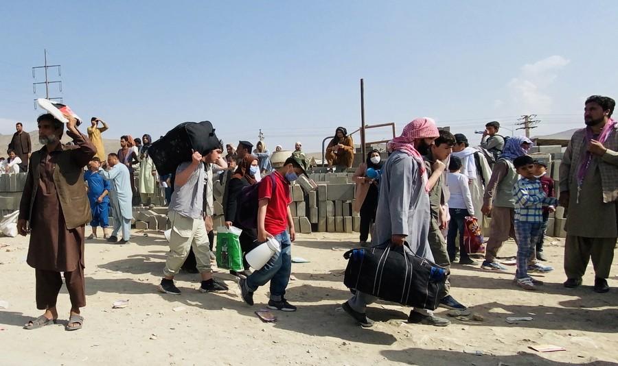 18 εμπορικά αεροσκάφη στέλνουν οι ΗΠΑ για τη μεταφορά ατόμων που απεγκλωβίστηκαν από τη Καμπούλ
