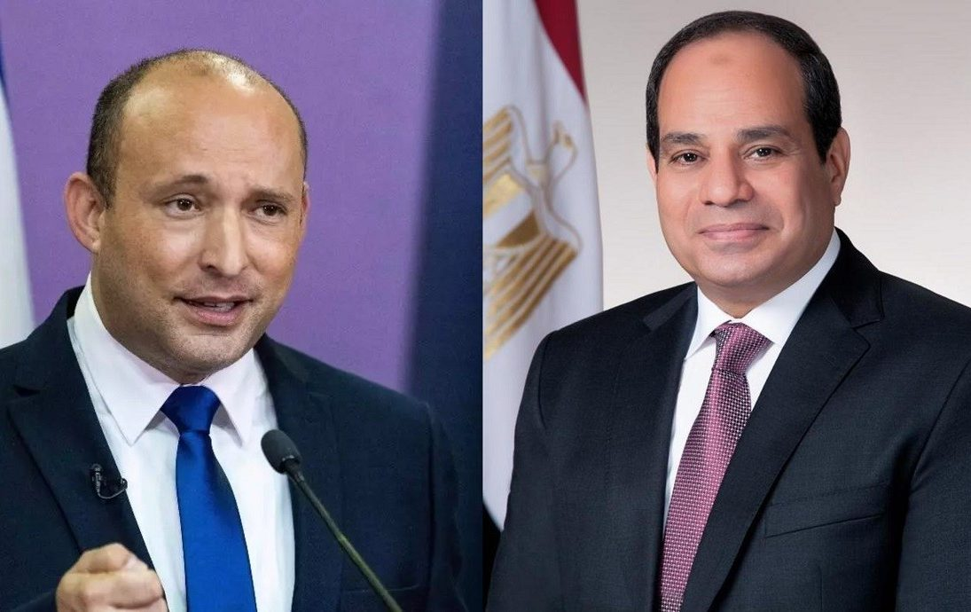 Συνάντηση κορυφής για Αίγυπτος - Ισραήλ