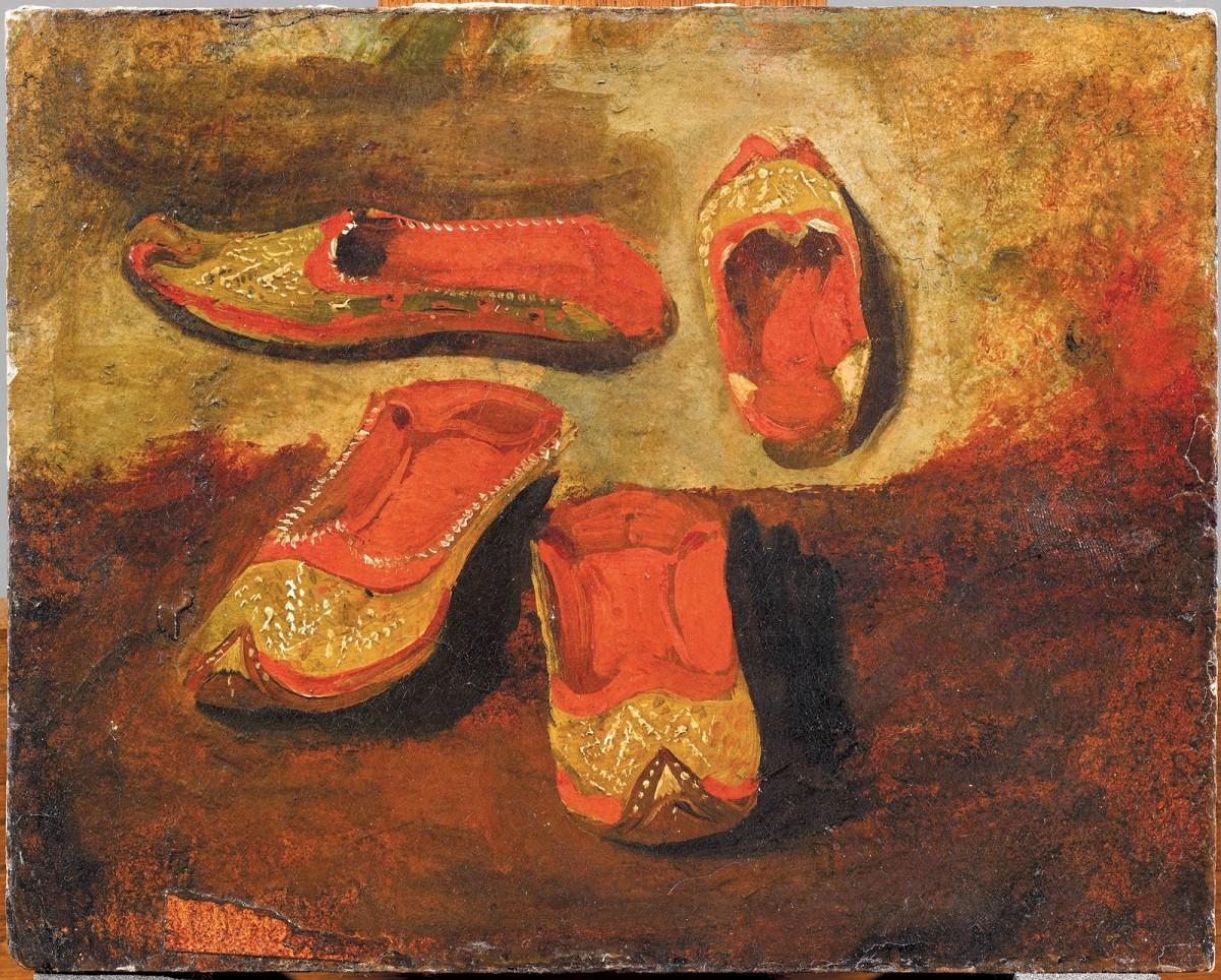 Έργα του Ντελακρουά πρώτη φορά στο Μουσείο Μπενάκη- Δύο μοναδικές «σπουδές