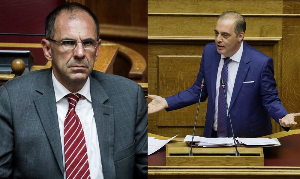 Τι συμβουλή ζήτησε από τον Γεραπετρίτη ο Βελόπουλος
