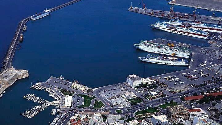 ΤΑΙΠΕΔ: Εννέα οι ενδιαφερόμενοι για το λιμάνι του Ηρακλείου