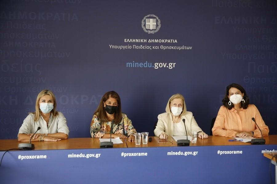 Θεοδωρίδου-Παπαευαγγέλου: Ο εμβολιασμός παιδιών και εφήβων προστατεύει και τα ίδια και τους γύρω τους
