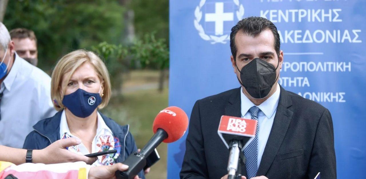 Πλεύρης για Θεσσαλονίκη: Δεν τίθεται θέμα μέτρων, αλλά θέμα πρόληψης
