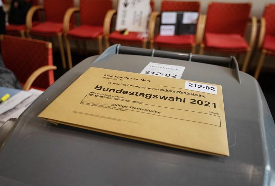 Γερμανικές εκλογές: Μεγαλύτερη η συμμετοχή σε σχέση με το 2017