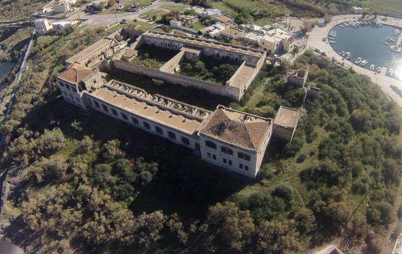 Διαχρονικό Μουσείο της Σύρου στο Λαζαρέτο