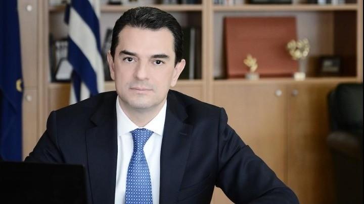 Σκρέκας: Με το Ταμείο Ενεργειακής Μετάβασης στηρίζουμε τους Έλληνες καταναλωτές και τα ευάλωτα νοικοκυριά