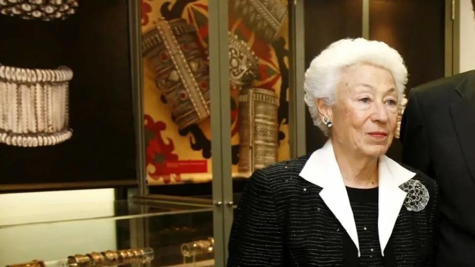 Ουρανία Εφραίμογλου: Η γυναίκα που έκανε την προσφορά στόχο ζωής