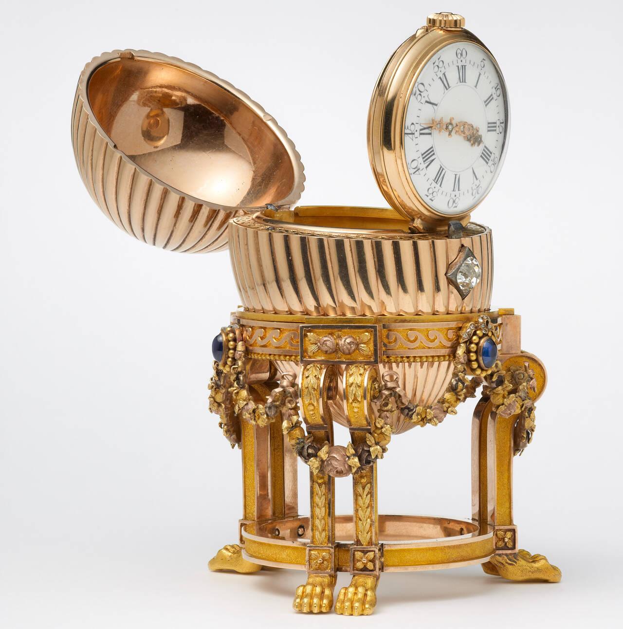 Φαμπερζέ στο Λονδίνο: Μια έκθεση συνώνυμη με την πολυτέλεια και τον πλούτο