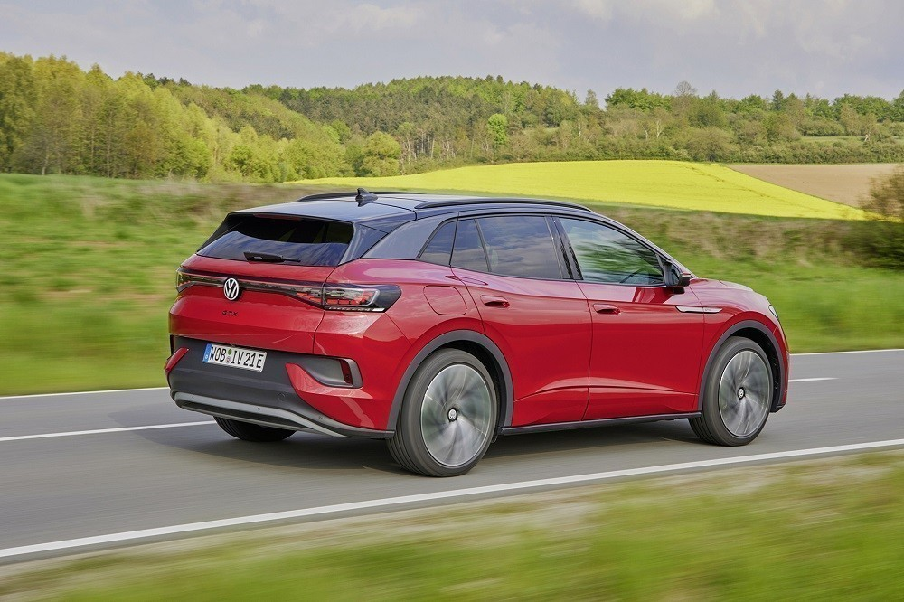 Σπορ ηλεκτρικό SUV από τη Volkswagen