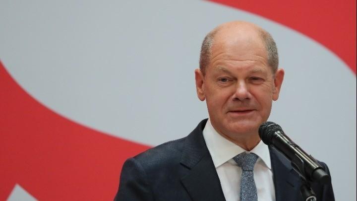 Όλαφ Σολτς: Θα έχουμε κυβέρνηση SPD, Φιλελεύθερων και Πρασίνων έως τα Χριστούγεννα
