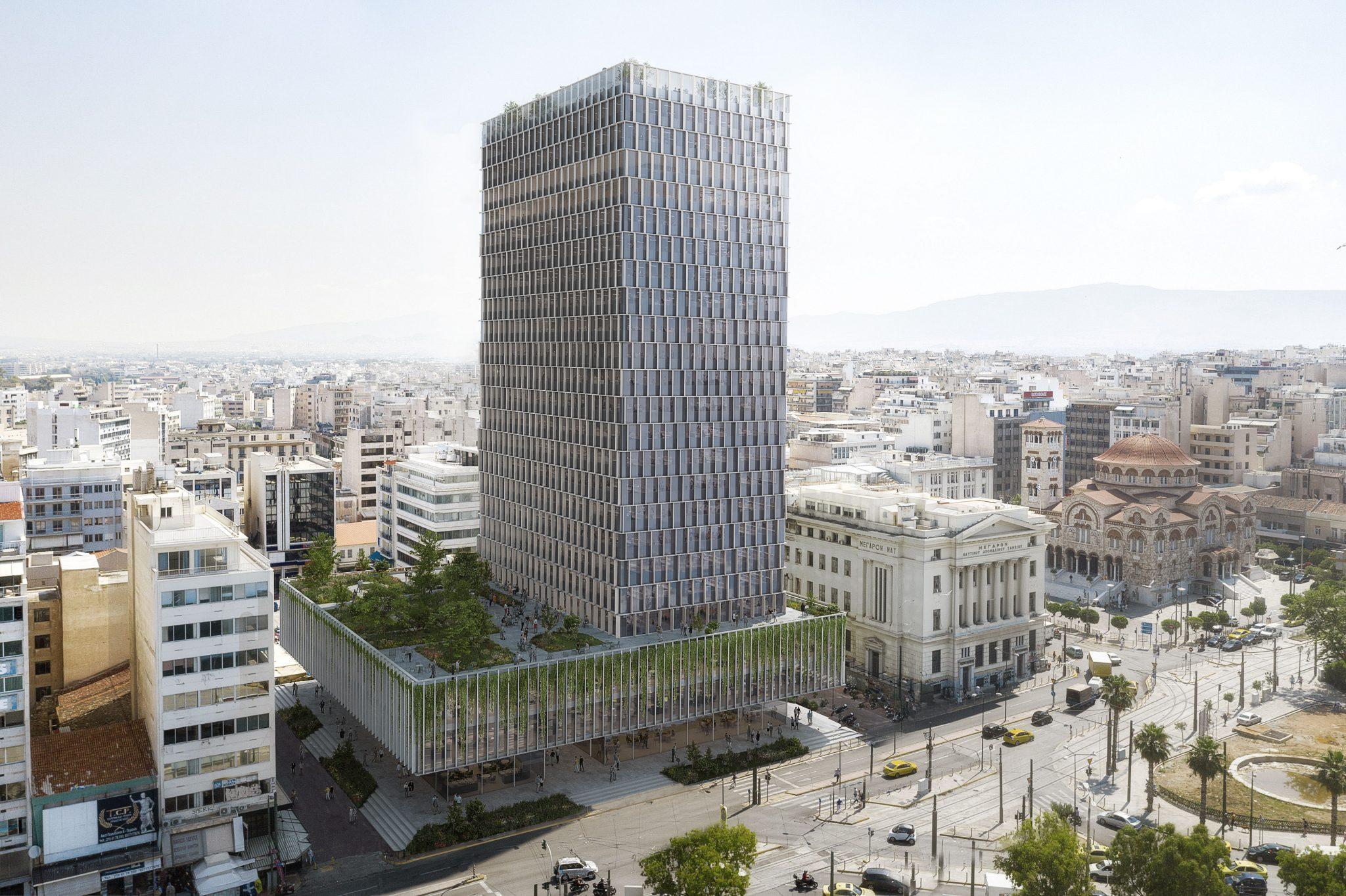 Πύργος Πειραιά-ΤΕΡΝΑ