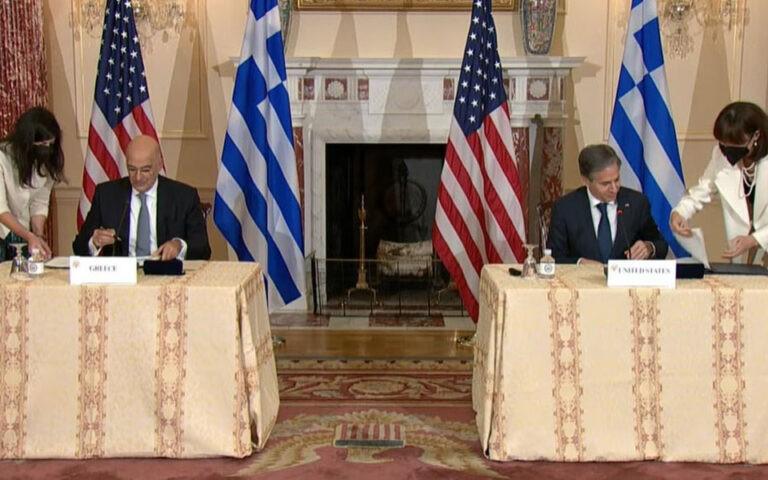 Διπλωματικές πηγές: Οι ΗΠΑ καταδικάζουν το Casus Belli της Τουρκίας